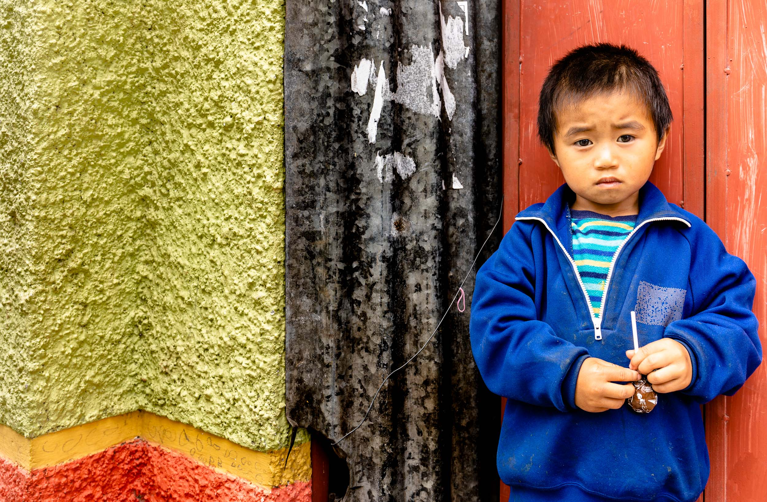Philippines-Sagada-Boy-Blue-Jacket